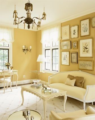 19 best Yellow Walls images on Pinterest | Color combinations, Color ...
