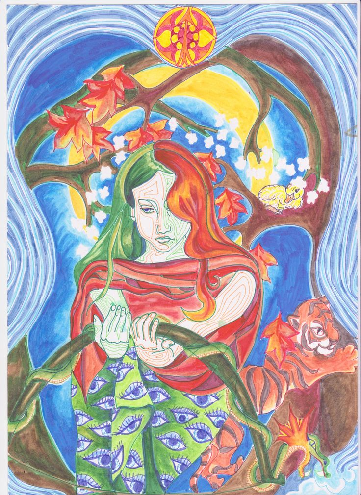 "Ronja""s Totem 2014 Sigrid Kooiman"