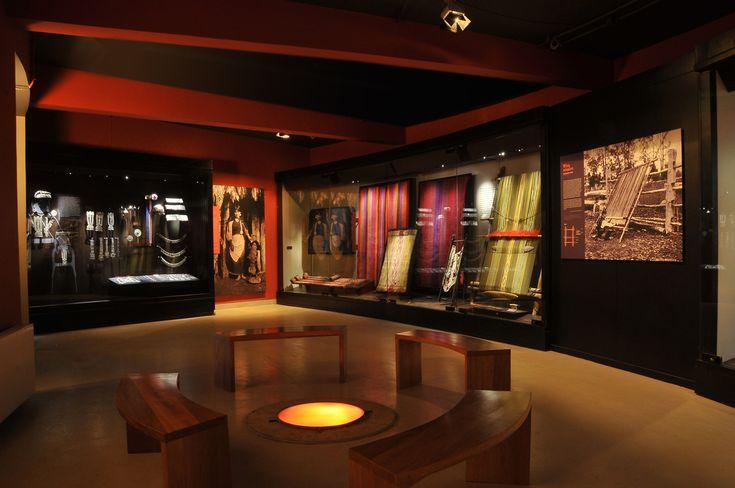 Projeto de Iluminação: Museu Mapuche de Cañete / LLD – Limarí Lighting Design