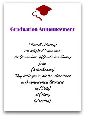 The 25 best graduation invitation wording ideas on pinterest selection of graduation invitation wording for commencement exercises graduation parties open house celebrations and even wording for thank you letters stopboris Gallery