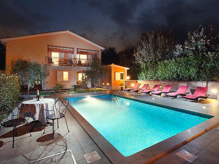 Villa Bellistra Labin in Labin