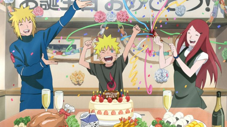Who doesn't love birthdays? They're particularly awesome when you're surrounded with friends, cake, party poppers and presents.    What if you're an anime character though? Well... then you get absolutely spoilt because celebrating the birthdays of anime characters is a pretty bi