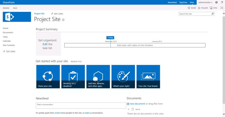 Sharepoint Online Migration helps you to share, organize and discover information with microsoft.