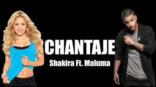 Chantaje - Shakira Featuring Maluma