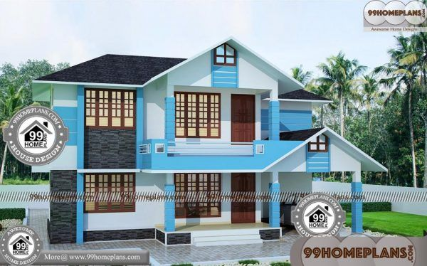 Duplex House Design Indian Style 85 Two Storey Display