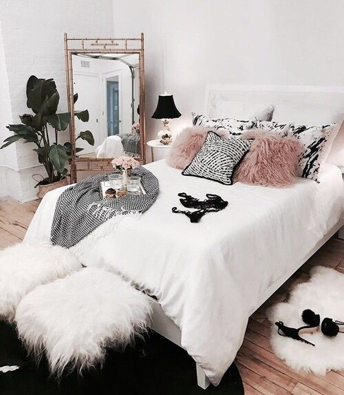 330 besten schlafzimmer inspiration bilder auf pinterest schlafzimmer ideen bettw sche und. Black Bedroom Furniture Sets. Home Design Ideas