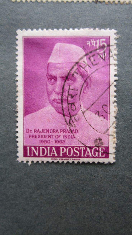 India - Dr. Rajendra Prasad - First President of India