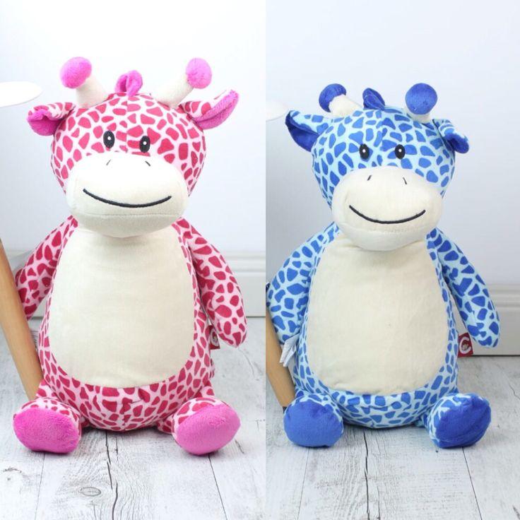 New Arrivals- Giraffe  @ www.shop.teddielane.com.au Starting $50 personalised