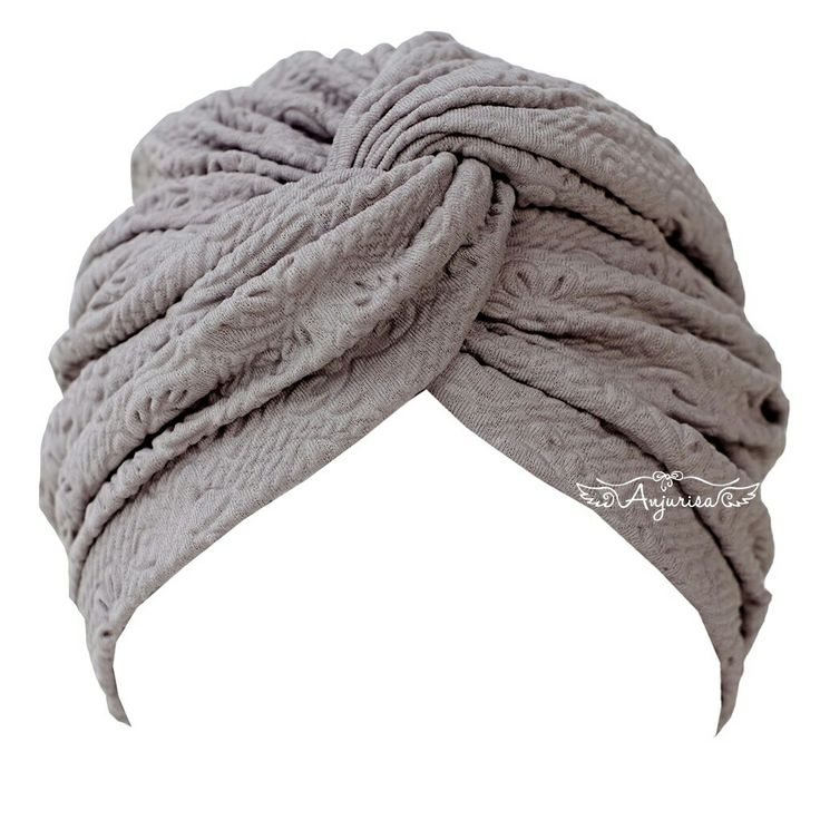 One of my favorite turban hat style for baby <3