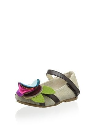 35% OFF Joyfolie Kid's Saidi Shoe (Cream/Brown)