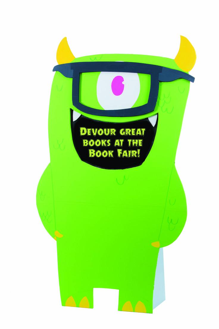 Transform your Book Fair space into an