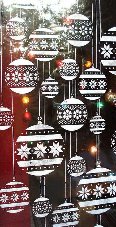 Feine Fensterbilder Zu Weihnachten Und Winterzeit Archzine Net Fensterbilder Weihnachten Fensterdeko Weihnachten Fensterbilder Weihnachten Basteln
