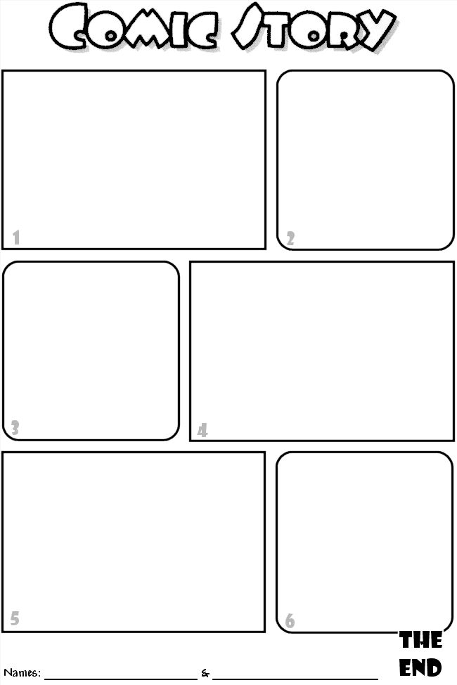 cartooning blanks | Here are a few ideas for you on working on social communication/peer ...