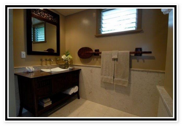 Wood Towel Bars For Bathrooms