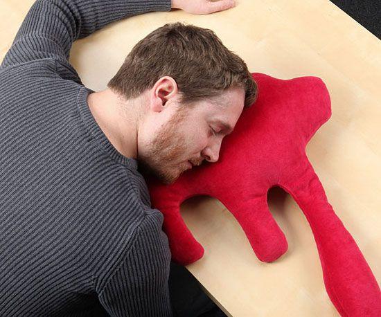 Cartoon Blood Pool Pillow