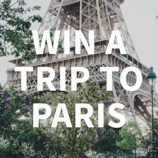 Paris awaits! Includes: airfare, lodging in Paris, airport shuttle and tours