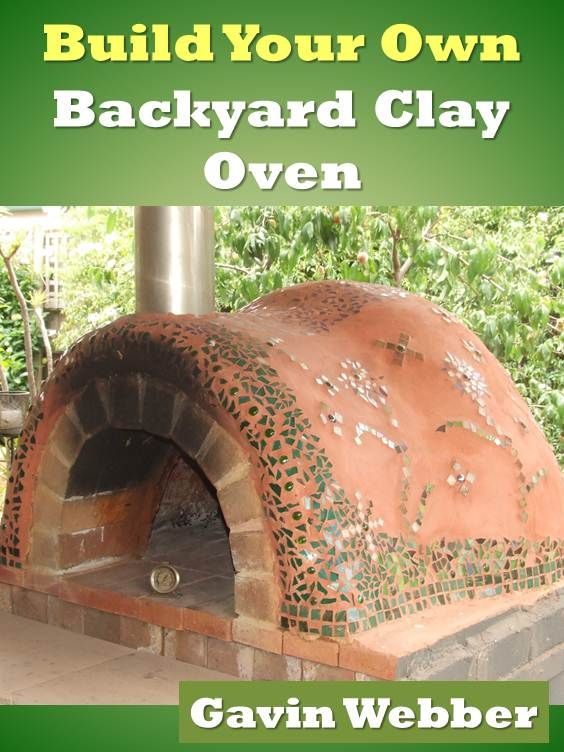 Clay Oven First Layer - The Greening of Gavin