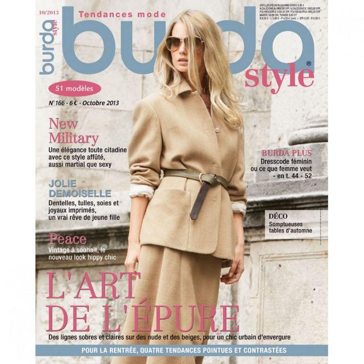 Burda Style Octobre 2013