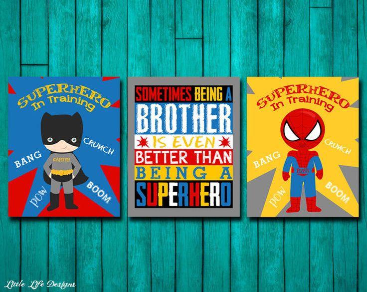 Superhero Wall Art best 25+ superhero wall art ideas on pinterest | superhero room