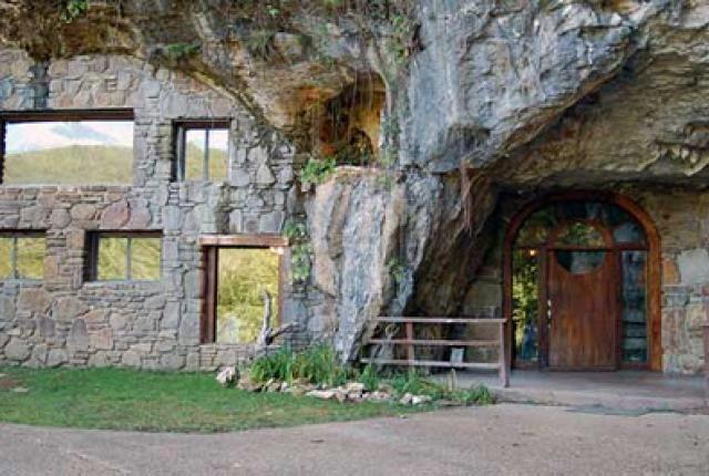 Amazing  Cool Underground Hotels