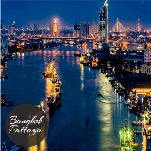 Paket Bangkok Pattaya  Malam