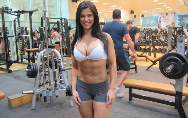 Bence Sende Vücut Geliştirme'ye Gelmelisin.. - Spor - KizlarSoruyor.com