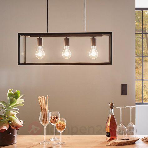 Charterhouse - een hanglamp in vintage stijl veilig & makkelijk online bestellen op lampen24.nl