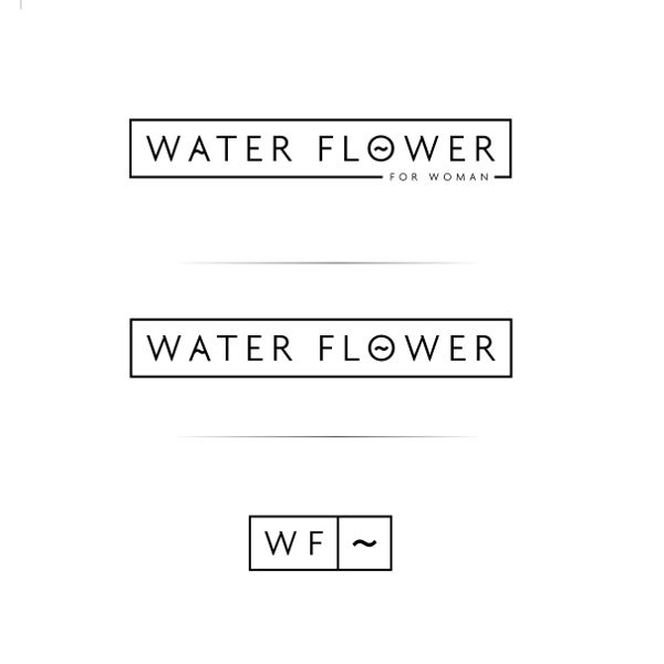 Water Flower by Gonçalo Antunes, via Behance