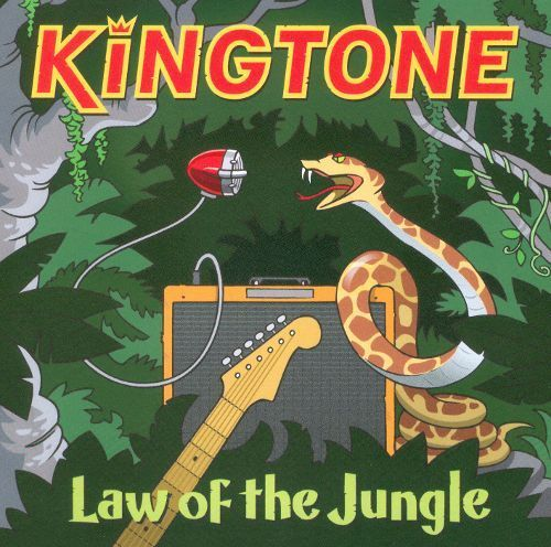 Law of the Jungle [CD]