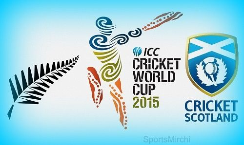 Watch Scotland vs New Zealand live cricket match streaming of 2015 world cup from 11:00 local time on sky sports and star sports. Get list of tv channels here.