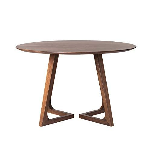 Awesome Coffee Tables Elm 24 Diameter 27 Height Inches Interior Design Ideas Gentotthenellocom