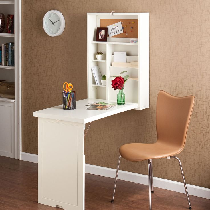 Hide-Away Desk   dotandbo.com http://www.dotandbo.com/collections/keep-it-organized/hide-away-desk $153