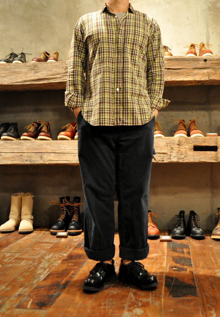 Red Wing Shoes Korea Daily Coordination  #9201