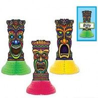 Mini Centrepieces Tiki Pkt3 $11.95 BE50052