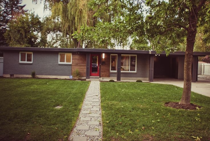 Mid century modern remodeled home for sale murray real for Remodeled homes for sale