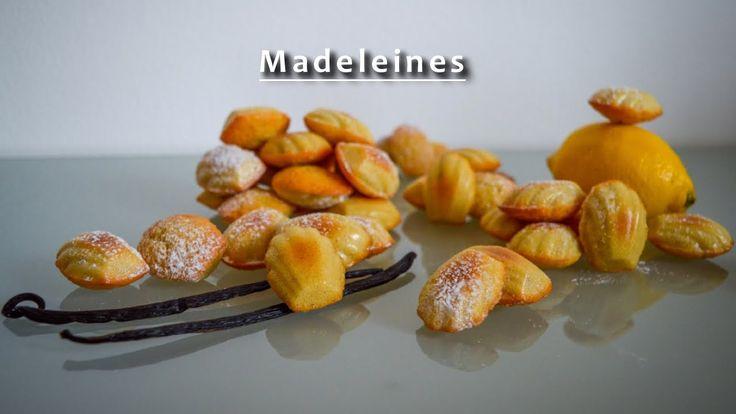 Classic French Mini Madeleines Recipe