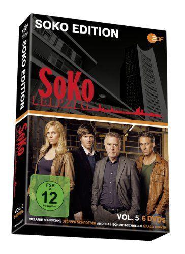 Soko Edition - Soko Leipzig, Vol. 5 [6 DVDs] DVD ~ Marco Girnth, http://www.amazon.de/dp/B00D6UUWYU/ref=cm_sw_r_pi_dp_A4Oksb1T3K6VV