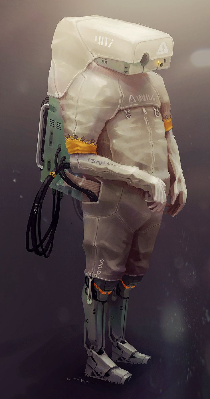 Ivan Tantsiura is a concept artist at Crytek, the developers of the Crysis series, where he's most recently worked on their VR game The Climb.