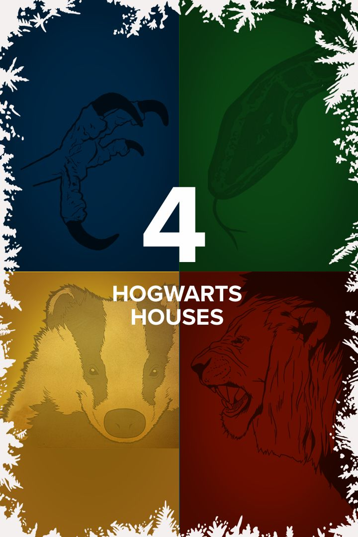 Which house will you call home on the fourth day of Christmas? #WizardingWorldChristmas