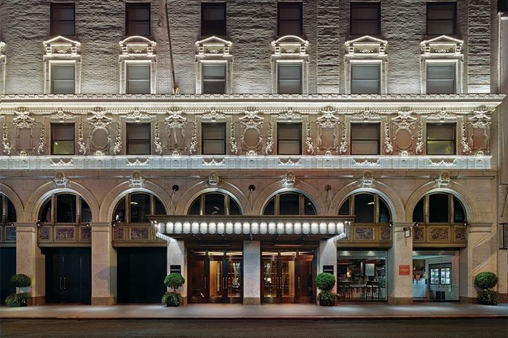 A $40 million update gave the iconic Paramount Hotel a more luxe, more modern, more glamorous—but just as edgy— New York City feel.