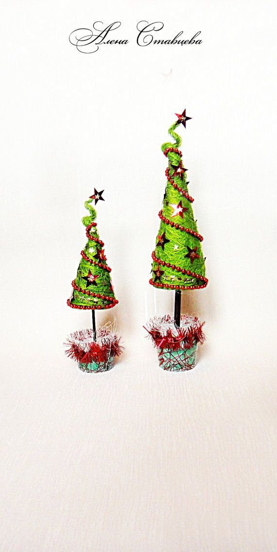 Christmas tree personalized christmas ornaments от AlenaStavtseva