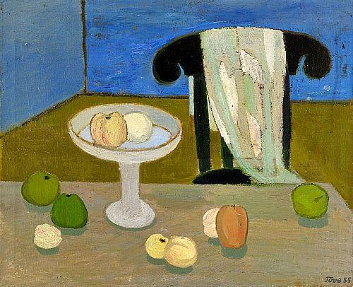 Tove Jansson  -  Still Life    1955 *** http://en.wikipedia.org/wiki/Tove_Jansson
