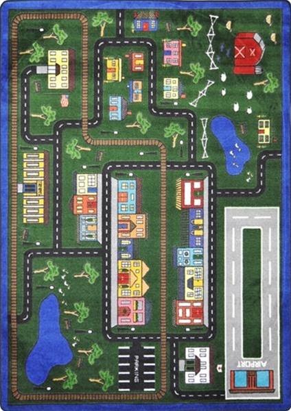 Tiny Town Kids Play Rug   Joy Carpets