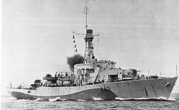 HMCS-Orangeville