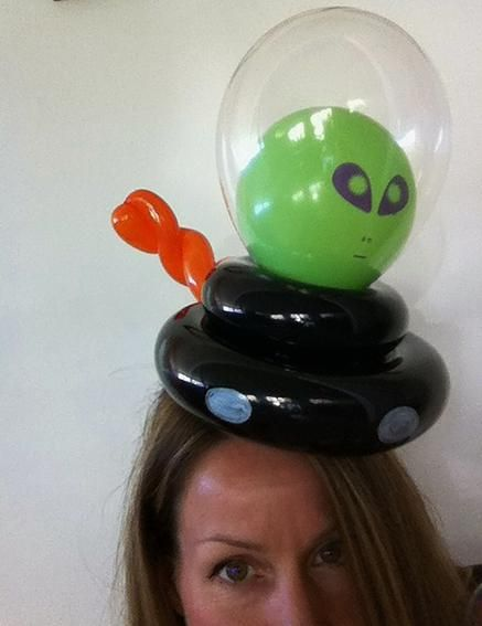 Cathy Olson-Balloon Artist, Ventura County, CA