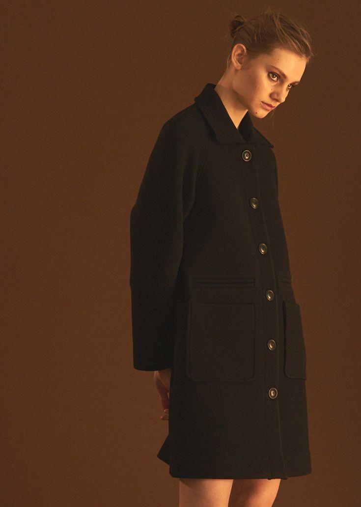 Mac Woman Coat, Black