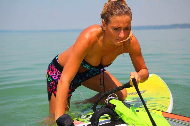 #windsurf #lake #sport