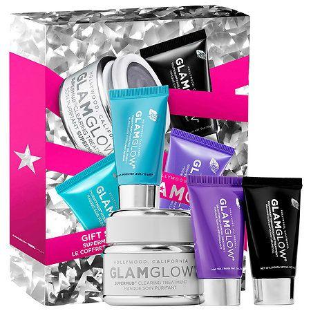 Let it Glow! SUPERMUD® Set - GLAMGLOW | Sephora