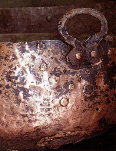 Ollas, vasijas, teteras...de cobre, Sonia Carroza Antiguedades