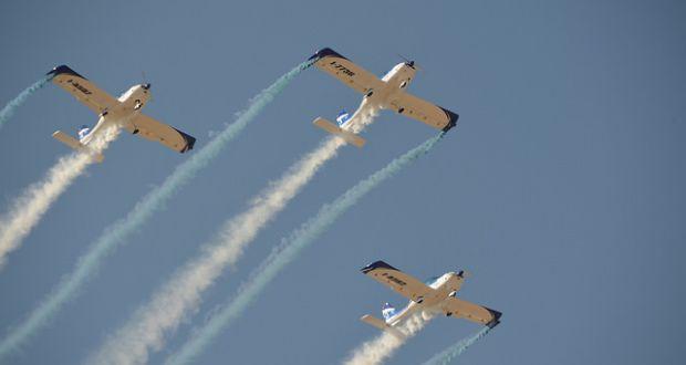 Athens Flying Week 2014: Φαντασμαγορικό θέαμα στον αέρα - Verge